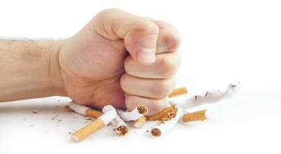 Dile NO al tabaco.