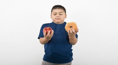 ¿Por qué  los niños y adolescentes se vuelven obesos?