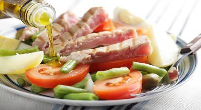 Las grasas son necesarias para una buena salud